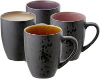 Набор кружек Bitz Ceramic / 821236 (черный) -