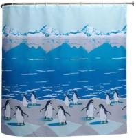 Шторка-занавеска для ванны Aquanet Антарктика SC7032A / 202330 -