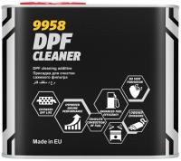 Присадка Mannol DPF Cleaner / MN9958-04ME (400мл) -