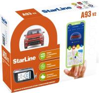 Автосигнализация StarLine A93 v2 -