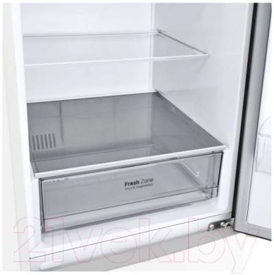 Холодильник с морозильником LG DoorCooling+ GA-B509CQWL