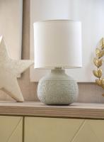 Прикроватная лампа Лючия Тоскана 420 (серо-белый) -