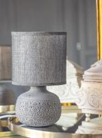 Прикроватная лампа Лючия Тоскана 420 (серый) -