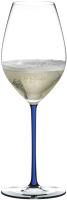 Бокал Riedel Fatto a Mano Champagne / 4900/28D (синий) -