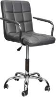 Кресло офисное Седия Rosio 2 (экокожа серый) -
