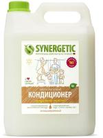 Ополаскиватель для белья Synergetic Биоразлагаемый Миндальное молочко (5л) -