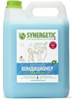 Ополаскиватель для белья Synergetic Биоразлагаемый Утренняя роса (5л) -