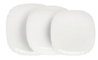 Набор тарелок Luminarc Lotusia H3527 -