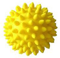 Массажный мяч Armedical Ежик MB-8 (желтый) -