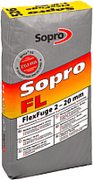 Фуга Sopro FL 628 (25кг, черный) -