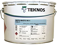 Краска Teknos Inerta Mastic Miox Comp.A (12л, серый) -