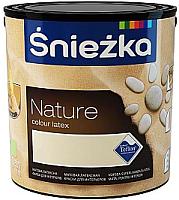 Краска Sniezka Nature 121T (2.5л, душистая корица) -