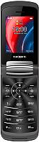 Мобильный телефон Texet TM-317 (черный) -