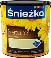 Краска Sniezka Nature 153T (2.5л, райская птица) -