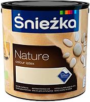 Краска Sniezka Nature 161T (2.5л, солнечное взгорье) -