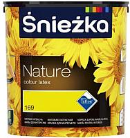 Краска Sniezka Nature 169T (2.5л, полуденная жара) -