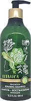 Шампунь для волос Bio World Botanica восстановление черный тмин бесцветная хна (490мл) -