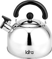 Чайник со свистком Lara LR00-40 -