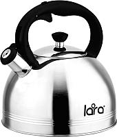 Чайник со свистком Lara LR00-64 -