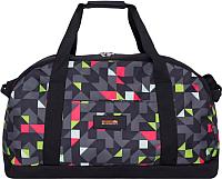 Спортивная сумка Grizzly TU-800-4 (красные треугольники) -