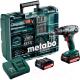 Профессиональная дрель-шуруповерт Metabo BS 14.4 Set (602206880) -