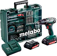 Профессиональная дрель-шуруповерт Metabo BS 18 Set (602207880) -