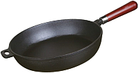 Сковорода Lara LR01-89 (черный) -