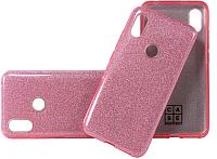 Чехол-накладка Case Brilliant Paper для Redmi S2 (розовый) -