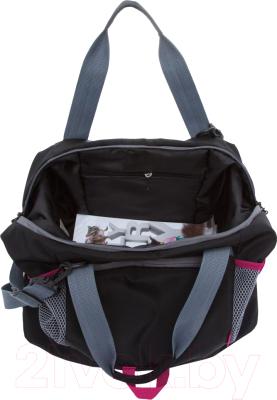 07e2c3261e99 Grizzly TD-841-2 (черный) Спортивная сумка купить в Минске