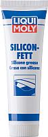 Силиконовая смазка Liqui Moly Silicon-Fett 3312 (100г) -