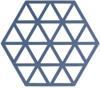 Подставка под горячее Zone Trivet Triangles Denim / 330343 -