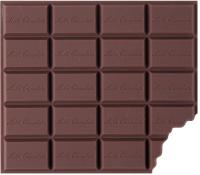 Блок для записей Darvish Шоколадка / DV-12961 -