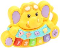 Музыкальная игрушка Mommy Love Пианино. Слоненок / 855-28A -