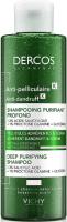 Шампунь для волос Vichy Dercos Шампунь-пилинг против перхоти глубокого очищения (250мл) -