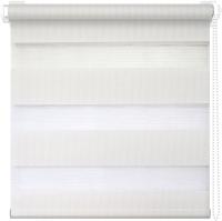 Рулонная штора АС МАРТ Кентукки 48x160 (белый) -