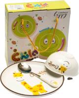 Набор столовой посуды MONAMI SET-53B -