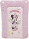 Пеленальный матрас Polini Kids Disney Baby Минни Маус Фея 70x50 (розовый) -