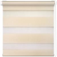 Рулонная штора АС МАРТ Кентукки 48x160 (светло-бежевый) -