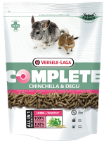 Корм для грызунов Versele-Laga Chinchilla & Degu Complete / 461255 (500г) -
