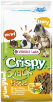 Корм для грызунов Versele-Laga Crispy Snack Fibres / 461059 (15кг) -