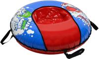 Тюбинг-ватрушка Тяни-Толкай 930мм Musicband Comfort (тент, Норм 15) -