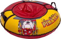 Тюбинг-ватрушка Тяни-Толкай 930мм Pirates (оксфорд, Норм 15) -