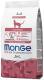 Корм для кошек Monge Cat Monoprotein Sterilised Beef (1.5кг) -
