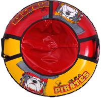 Тюбинг-ватрушка Тяни-Толкай 930мм Pirates (тент, TT White) -