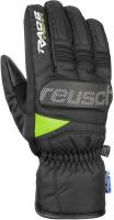 Перчатки лыжные Reusch Ski Race VC R-Tex XT / 4901257 7716 (р-р 8.5, Black/Neon Green) -