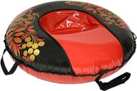 Тюбинг-ватрушка Тяни-Толкай 930мм Хохлома Comfort (тент, Норм 15) -
