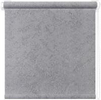 Рулонная штора АС МАРТ Крисп 48x175 (серый) -