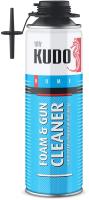 Очиститель пены Kudo Foam and Gun Cleaner (650мл) -