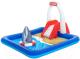 Водный игровой центр Bestway Lifeguard Tower 53079 (234x203x129) -