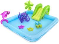 Водный игровой центр Bestway Фантастический аквариум 53052 (239x206x86) -